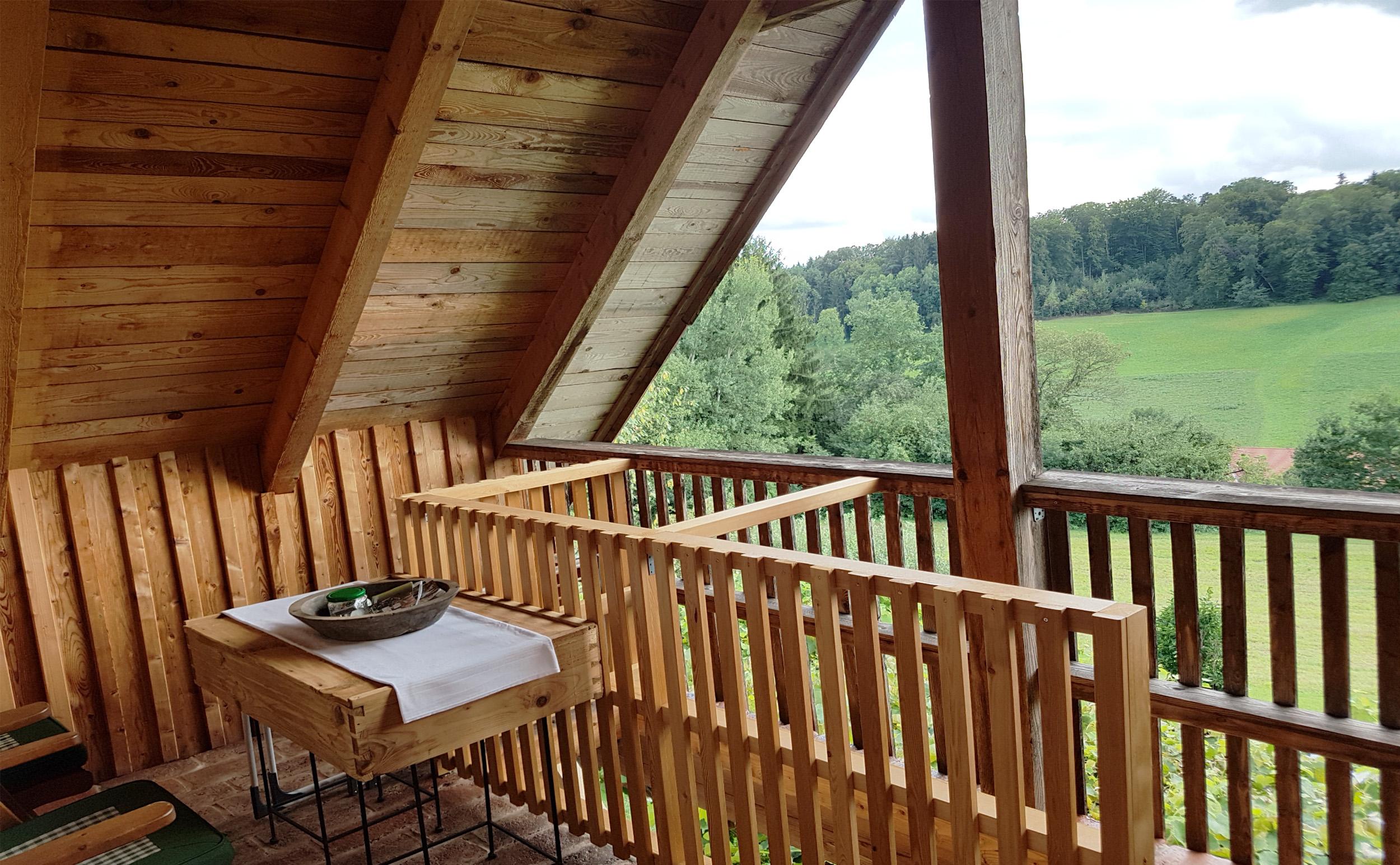 Ferienhaus mit Landhaus-Suite Vogelnest nahe Riegersburg bei Feldbach